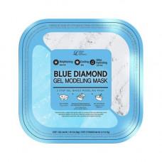 Lindsay Diamond gel modeling mask, 55г Маска альгинатная гелевая c алмазной пудрой(пудра+гель)
