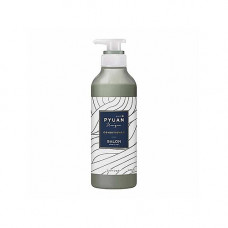 KAO Merit pyuan unique, 425мл Кондиционер для волос с ароматом лилии и мыла