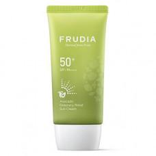 Frudia Avocado greenery relief sun cream Spf50+Pa++++, 50г Крем солнцезащитный с авокадо
