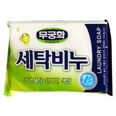 Mukunghwa Sanitary laundry soap, 230г Мыло хозяйственное универсальное