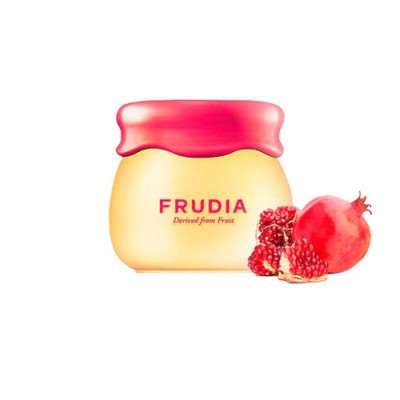 Frudia Pomegranate honey 3in1 lip balm, 10г Бальзам для губ с гранатом 3в1