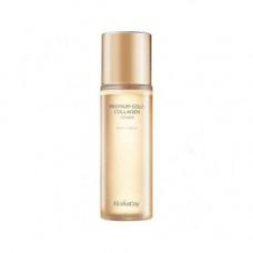 ElishaCoy Premium gold collagen toner, 180мл Тонер для лица с коллагеном