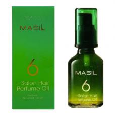 Masil 6 Salon hair perfume oil, 50мл Масло парфюмированное для ухода за волосами