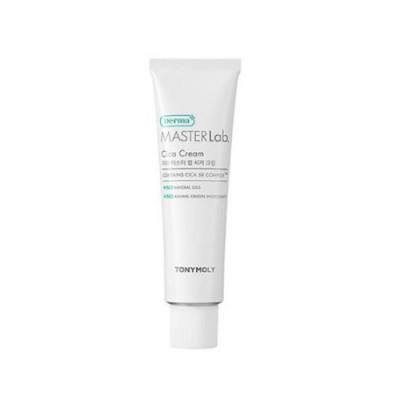 Tony Moly Derma master lab. Cica cream, 50мл Крем для чувствительной кожи лица