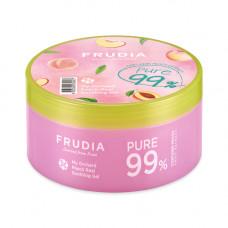 Frudia My orchard peach real soothing gel, 300мл Гель увлажняющий с персиком
