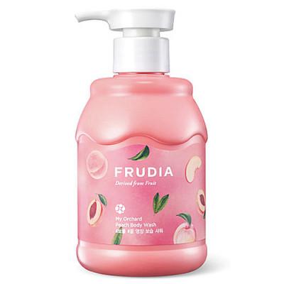 Frudia My orchard peach body wash, 350мл Гель для душа с персиком