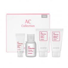 Cosrx AC collection trial kit-mild Набор из миниатюр для проблемной кожи