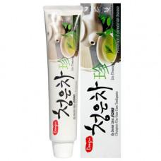 KeraSys Dental clinic 2080 chungeun cha gum, 130г Зубная паста «восточный чай»