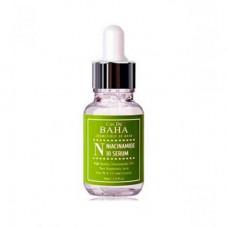Cos De BAHA Niacinamide 10 serum, 30мл Сыворотка противовоспалительная для жирной кожи