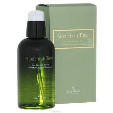 The Skin House Aloe fresh toner, 130мл Тонер увлажняющий с алое