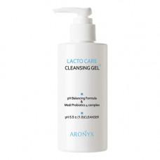 Aronyx Lacto care cleansing gel, 200мл Пенка-гель для умывания кислородная с лактобактериями