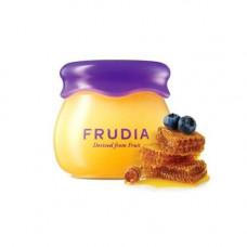 Frudia Blueberry hydrating honey lip balm, 10г Бальзам для губ увлажняющий с черникой