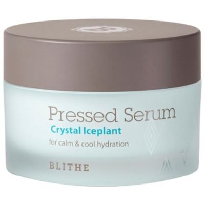 Blithe Pressed serum crystal iceplant, 50мл Сыворотка спрессованная увлажняющая