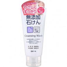 Rosette Foam for washing and removing makeup, 120г Пенка для умывания без искусственных добавок