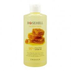 Enough RoseHill honey skin, 300мл Тонер для лица с экстрактом мёда