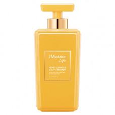 JMsolution Solution honey luminous scalp Vtreatment, 500мл Кондиционер для волос с экстрактом меда
