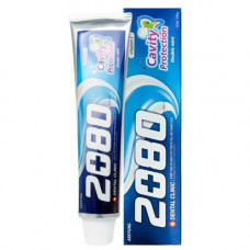 KeraSys Dental clinic 2080 double mint, 120г Зубная паста «натуральная мята»