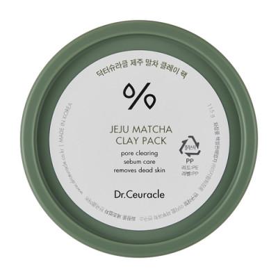 Dr.Ceuracle Matcha clay pack,115г Маска очищающая маска с матчей
