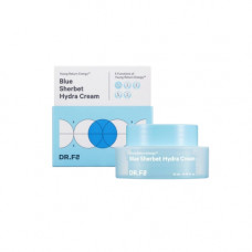 DR.F5 Blue sherbet hydra cream, 12мл Крем щербет для интенсивного увлажнения «мини»