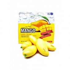 3W Clinic Mango hand cream, 30г*6шт Набор кремов для рук с манго