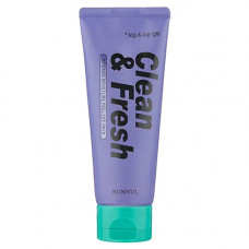 Eunyul Clean&fresh intense moisture peel off pack, 100мл Маска плёнка для глубокого увлажнения