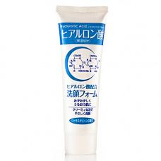 JunLove Cleansing foam with hyaluronic acid, 100г Пенка для умывания с гиалуроновой кислотой