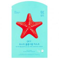 9CC Juste blanchiment masque, 23г Маска питательная для выравнивания тона кожи