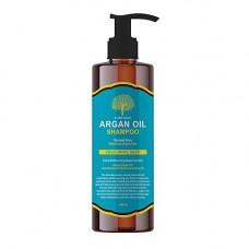 Char Char Argan oil shampoo, 500мл Шампунь для волос аргановый