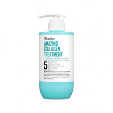 Spaklean Amazing collagen treatment, 500мл Бальзам для волос с коллагеном