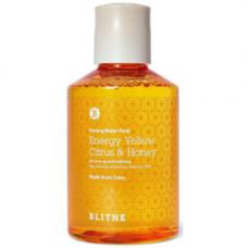 Blithe Energy yellow citrus&honey splash mask, 150мл Сплэш-маска для сияния