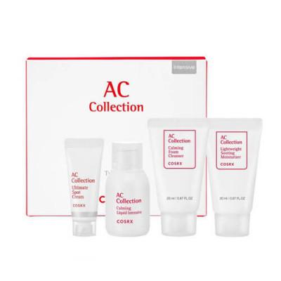 Cosrx AC collection trial kit-intensive Набор из миниатюр для проблемной кожи