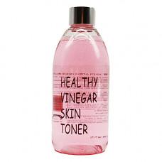 RealSkin Healthy vinegar skin toner (Grape wine), 300мл Тонер для лица красное вино