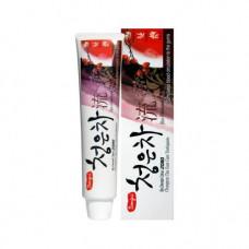 KeraSys Dental clinic 2080 chungeun cha gum, 120г Зубная паста «восточный чай гранат»
