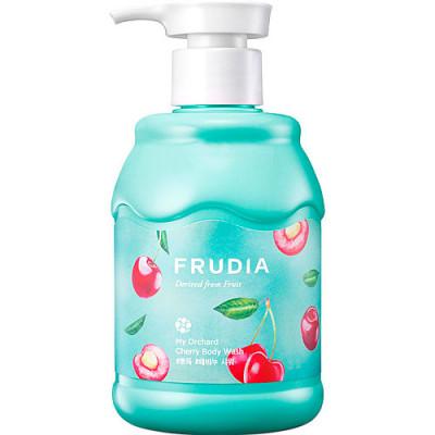 Frudia My orchard cherry body wash, 350мл Гель для душа с вишней