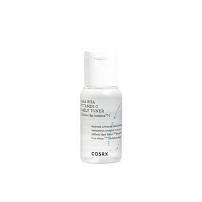 Cosrx Refresh AHA BHA vitamin c daily toner, 50мл Тонер с кислотами и витамином С