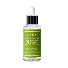 Cos De BAHA Niacinamide 10 serum, 60мл Сыворотка противовоспалительная для жирной кожи