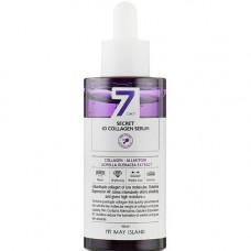 May Island Seven days secret 4d collagen serum, 50мл Сыворотка с коллагеном