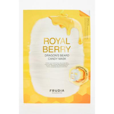 Frudia Royal berry dragon's beard candy mask, 27мл Маска для лица тающая