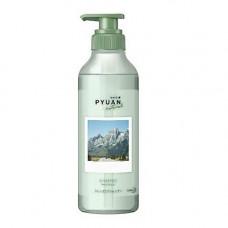 KAO Merit pyuan minty & muguet, 425мл Кондиционер для волос с ароматом мяты и ландыша