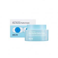 DR.F5 Blue sherbet hydra cream, 50мл Крем щербет для интенсивного увлажнения