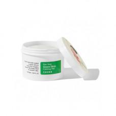 Cosrx One step green hero calming pad, 70шт Пады для лица успокаивающие