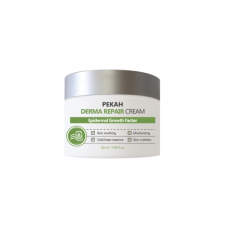Pekah Derma rapair cream egf, 50мл Крем для лица восстанавливающий с пептидами