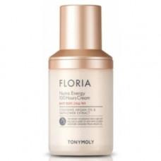 Tony Moly Floria nutra energy 100 hours cream, 45мл Крем для лица увлажняющий