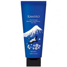 Bigaku Extra damaged bleached&coloured hair pack, 250г Маска для восстановления волос