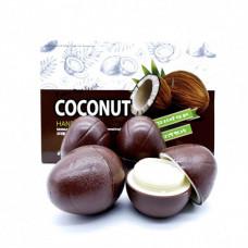 3W Clinic Coconut hand cream, 30г*6шт Набор кремов для рук с кокосом