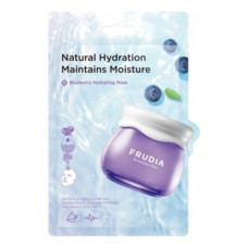 Frudia Blueberry hydrating mask, 20мл Маска тканевая для лица с экстрактом черники