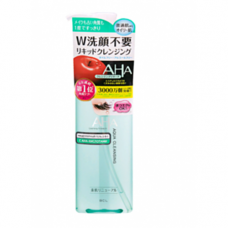 BCL Liquid cleansing, 200мл Сыворотка для снятия макияжа 2 в 1 с фруктовыми кислотами