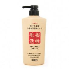 JunLove Scalp clear shampoo, 550мл Шампунь для укрепления и роста волос