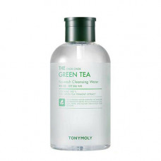 Tony Moly The chok chok green tea cleansing water, 300мл Вода мицеллярная с зеленым чаем