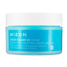 Mizon Water volume ex cream, 100мл Крем увлажняющий со снежными водорослями